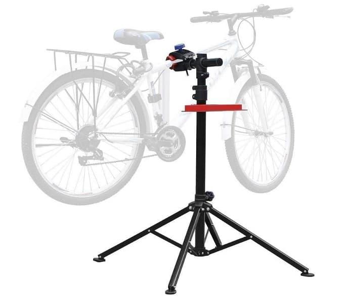 Pie de taller para bicicleta de montaña amzdeal