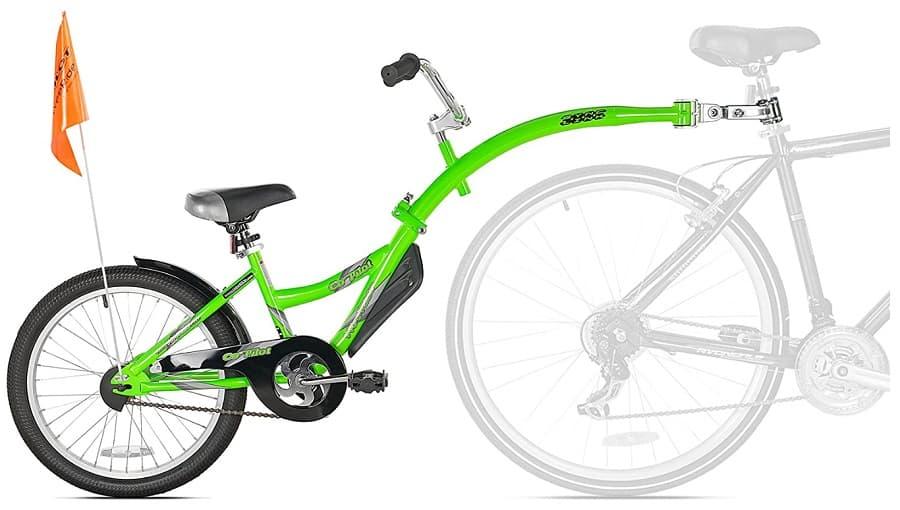 Remolque bici WeeRide Co-Pilot accesoriosdebicicletas