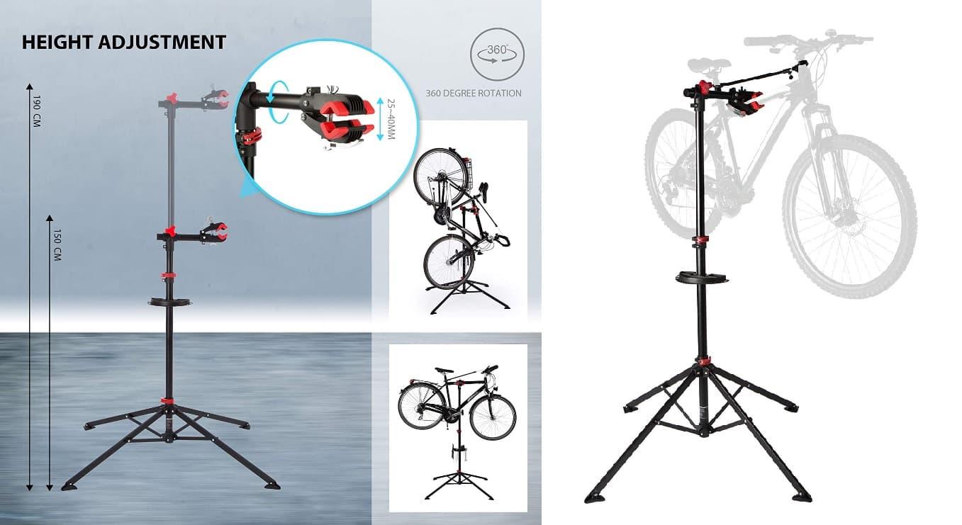Soporte Ultrasport Caballete Bici accesoriosdebicicletas