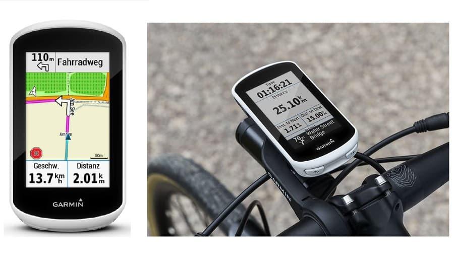 Ciclocomputador GPS Garmin Edge Explore accesoriosdebicicleta
