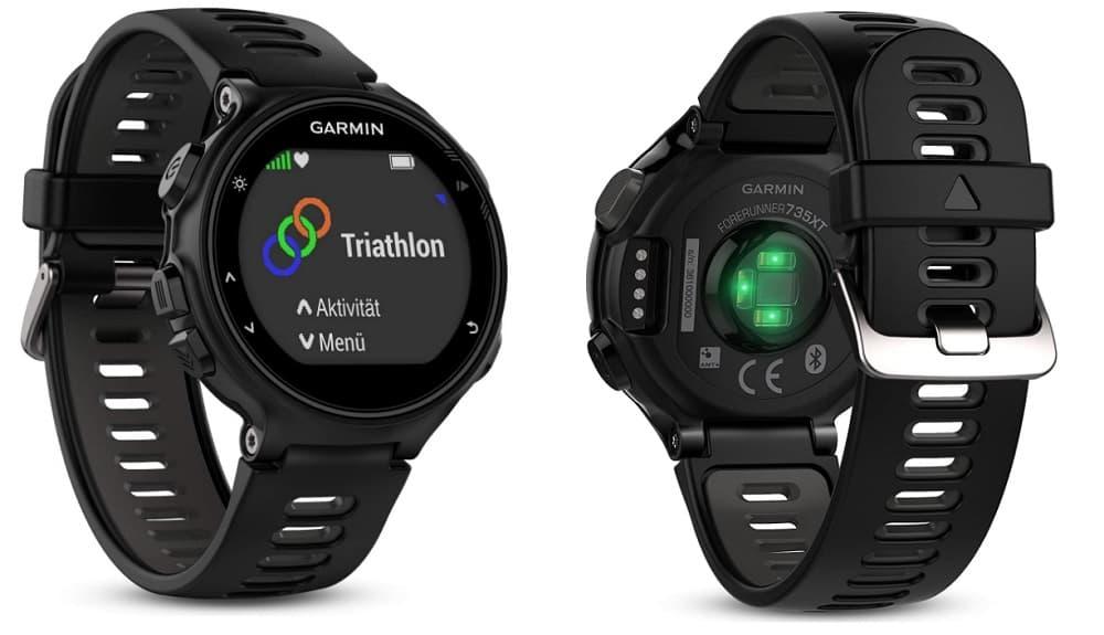 Smartwatch Garmin 735XT Forerunner accesoriosdebicicletas