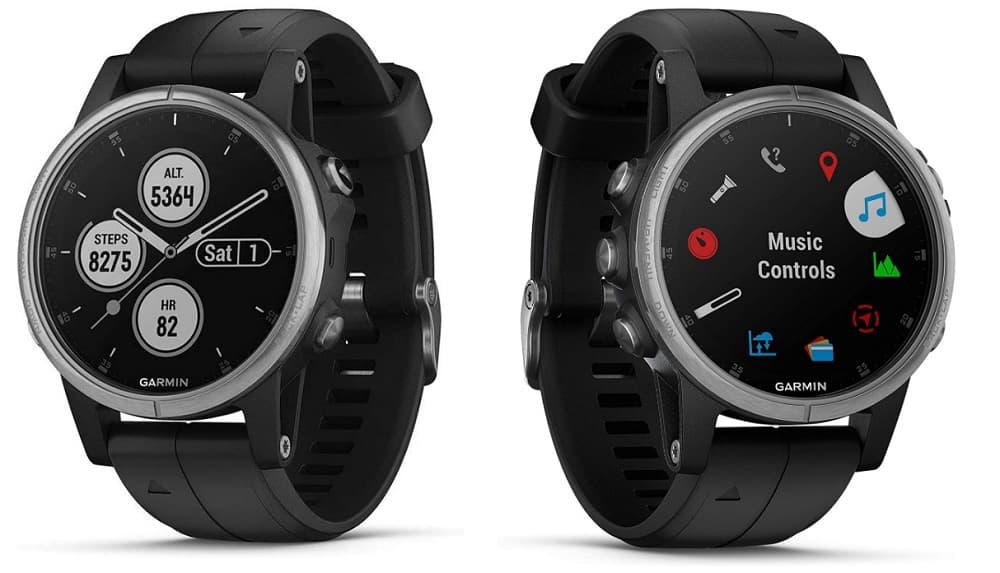 Smartwatch Garmin Fenix 5S Plus web accesoriosdebicicletas