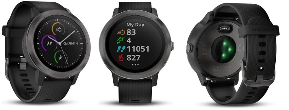 Smartwatch Garmin Vivoactive 3 web accesoriosdebicicletas