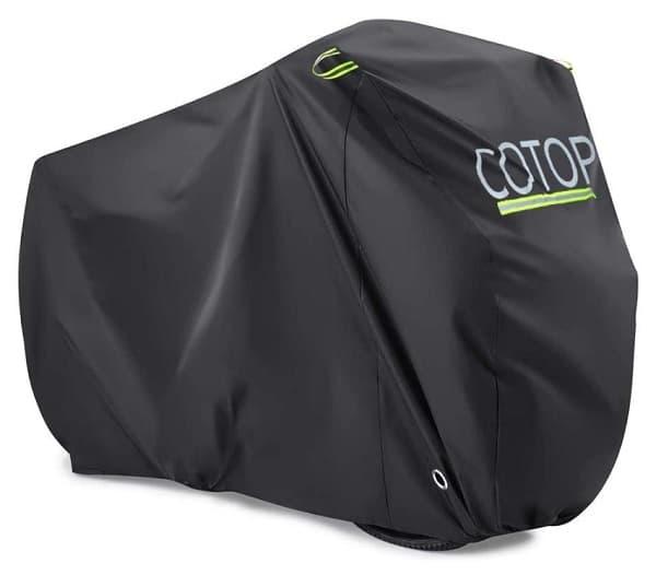 Funda bici impermeable COTOP 210T accesoriosdebicicleta